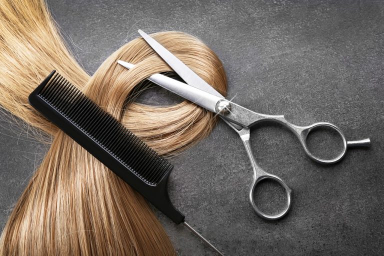 Haircit concept