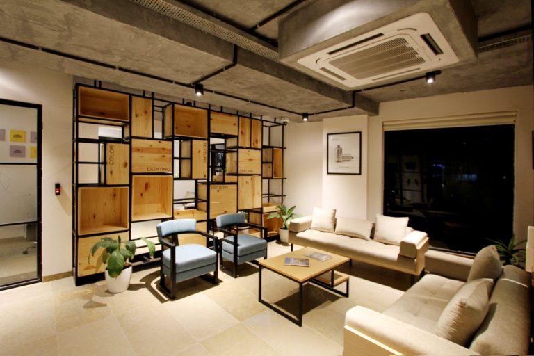 Clean air home