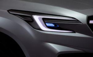 new front car light details