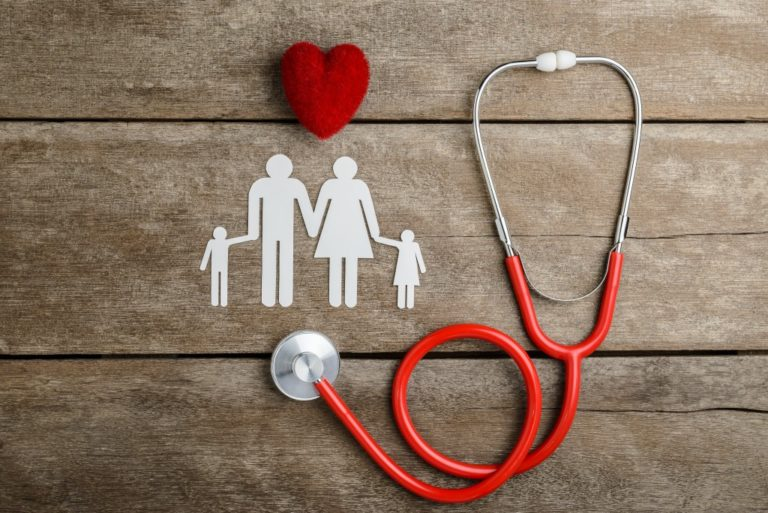 family doctor concept
